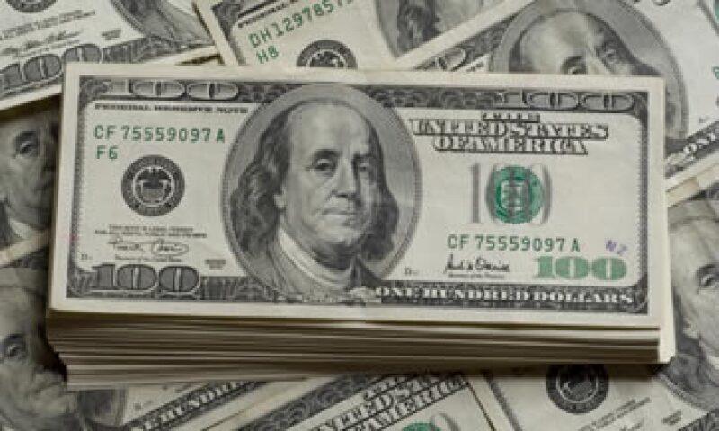 El tipo de cambio podría ubicarse en un rango de 12.93 y 13.03 pesos por dólar. (Foto: Getty Images)