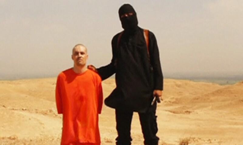 James Foley fue decapitado por un hombre del Estado Islámico. (Foto: Reuters)
