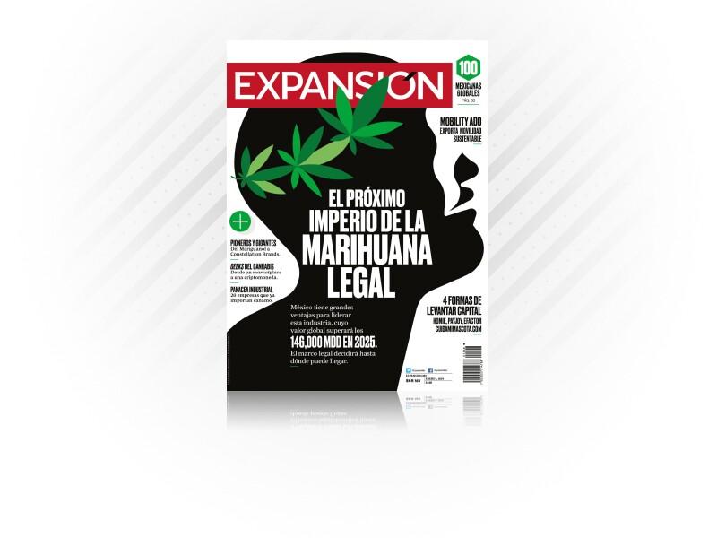 El negocio legal de la marihuana en México