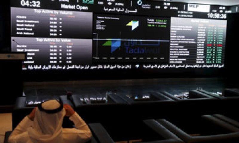 Arabia Saudita tiene el mayor mercado de valores de Medio Oriente. (Foto: Reuters )