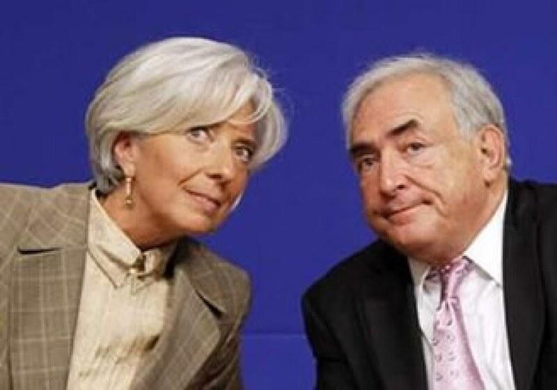 Christine Lagarde puede contar con la simpatía y apoyo de la canciller alemana, Angela Merkel. (Foto: Reuters)
