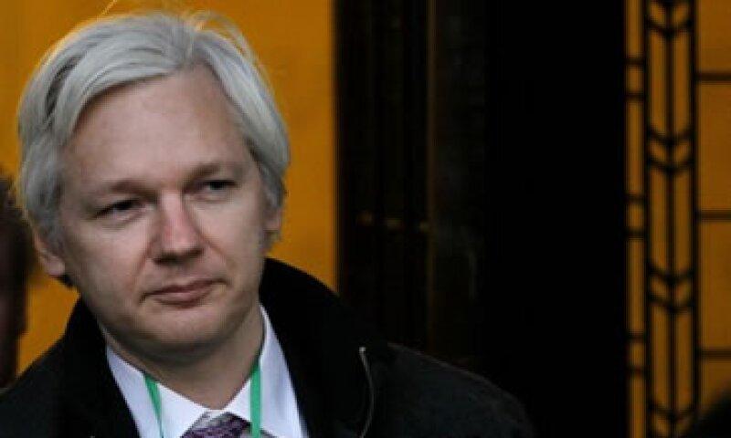 Dos tribunales británicos ya habían determinado que Julian Assange, acusado de un supuesto delito sexual, debía ser extraditado a Suecia. (Foto: AP)