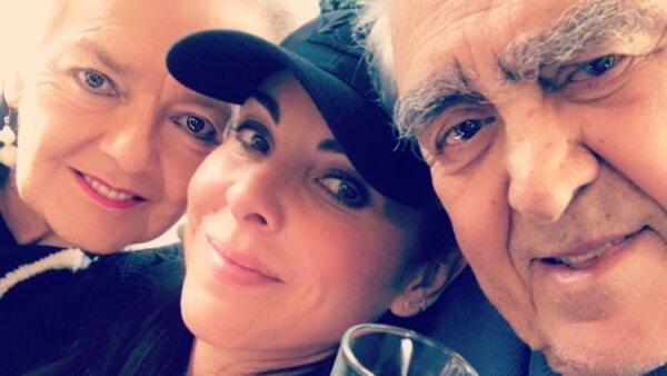 Kate Trillo, Kate del Castillo y Eric del Castillo