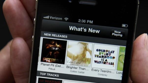 Spotify reporta 10 millones de usuarios activos en 12 países, de los cuales 2.5 millones pagan por el servicio. (Foto: Archivo AP)