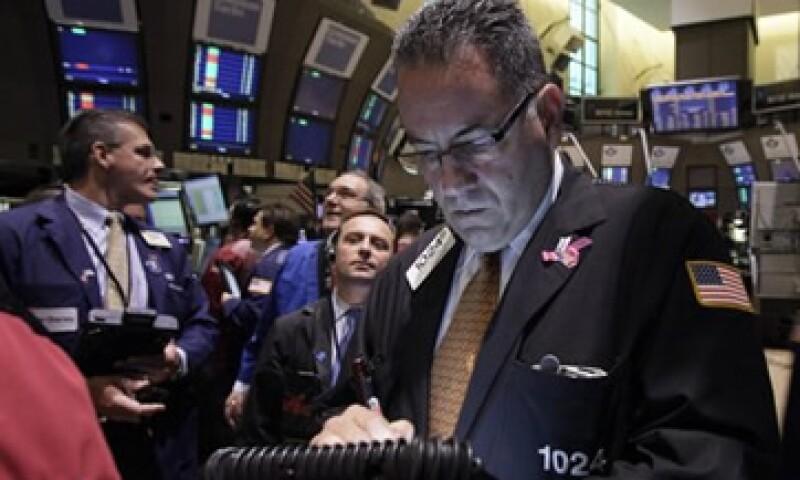 Contraria a la tendencia de Wall Street, la Bolsa mexicana perdió 0.22%.  (Foto: Getty Images)