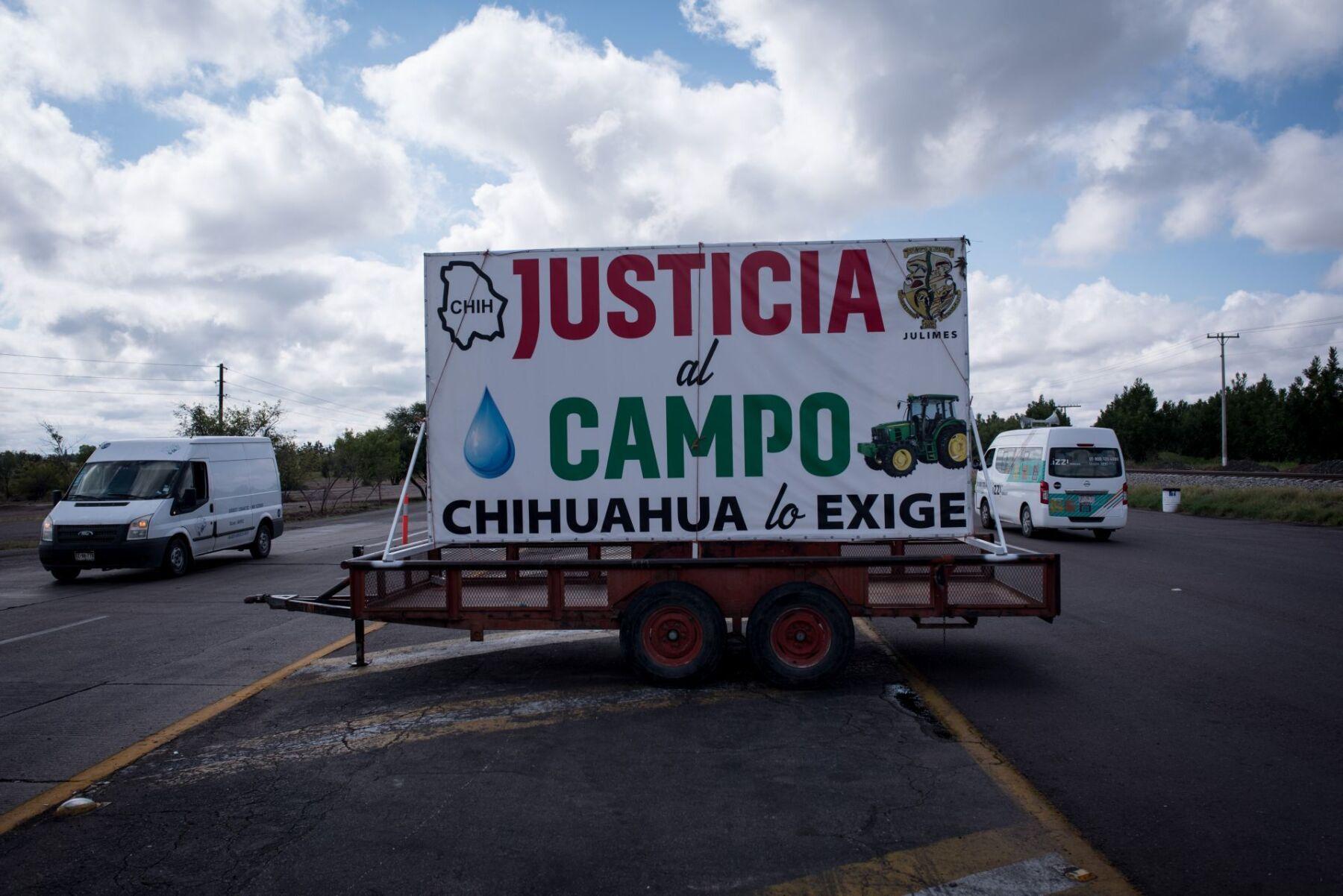 El conflicto por el agua en Chihuahua confronta a AMLO con Javier Corral