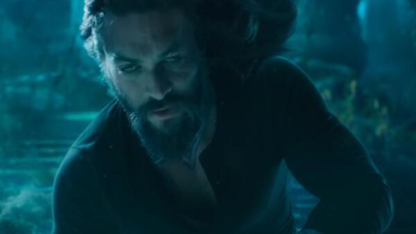 Tráiler de Aquaman