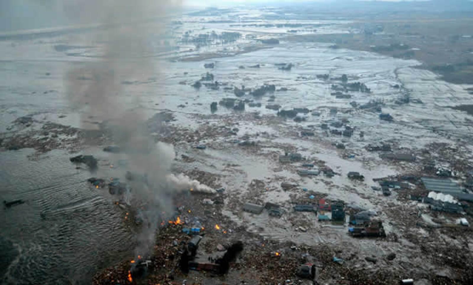 Este es el terremoto más grande en la historia de Japón en los últimos 100 años.