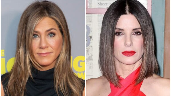 Jennifer Aniston y Sandra Bullock