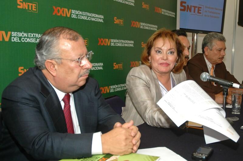 Rafael Ochoa y Elba Esther