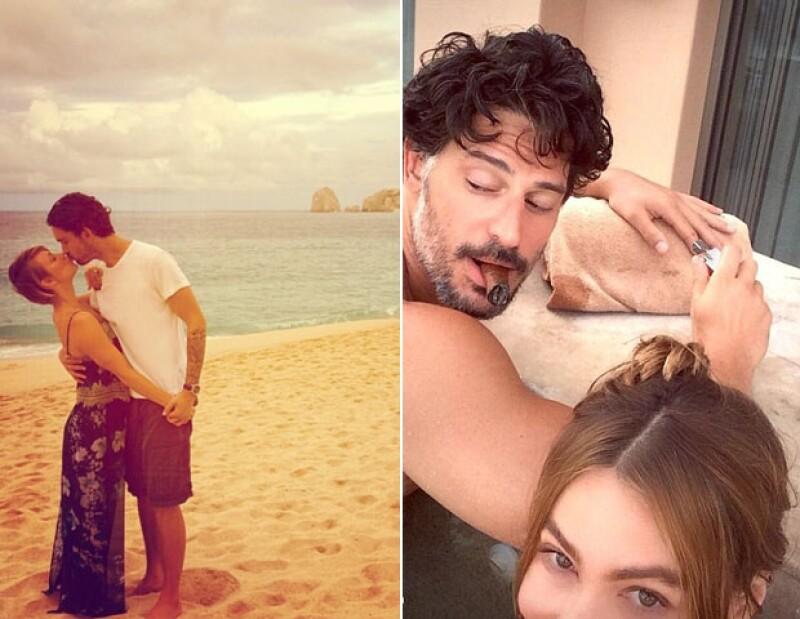 Los Cabos atraen a famosos como Kaley Cuoco y Sofía Vergara