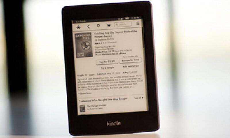 El lector tiene seis pulgadas de pantalla con un alto contraste. (Foto: Getty Images)