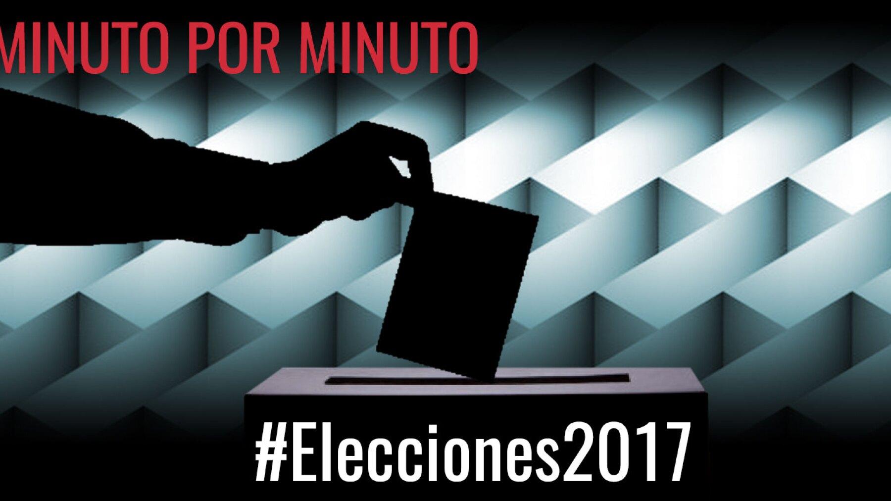 Jornada electoral 2017