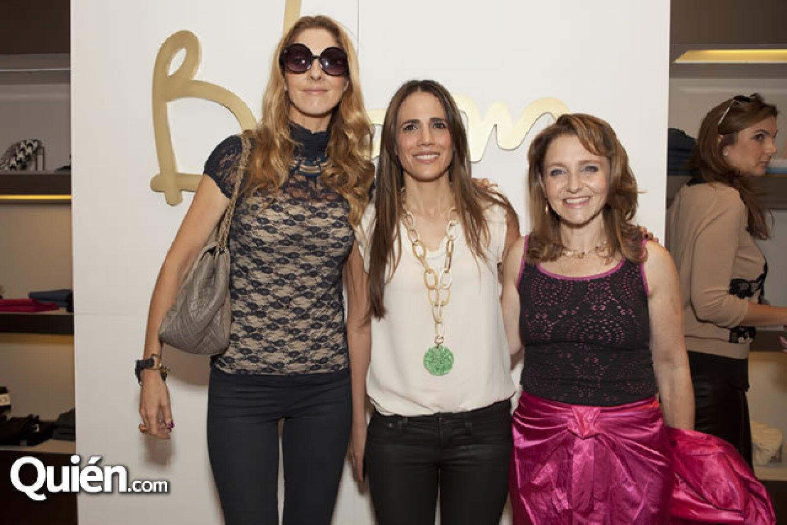 Marcela Cuevas, Raquel Juan Marcos y Felicia M. Knaul