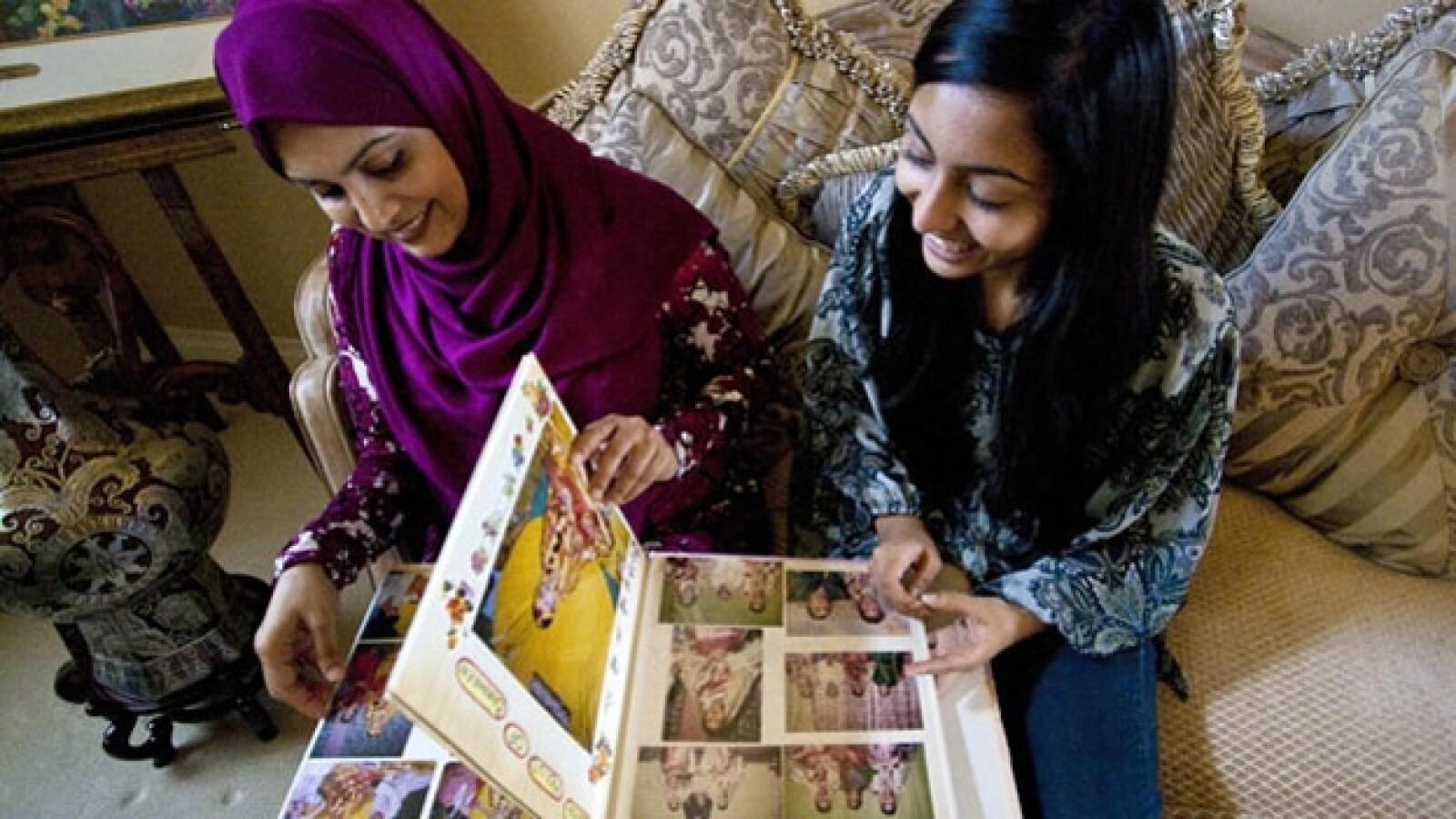 11-S - familia musulmana - Ahsrafi y Fahina Chowdhury