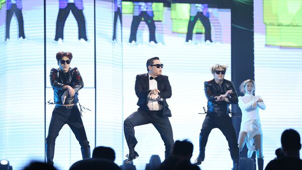 4th Chart Awards Held In Beijing
