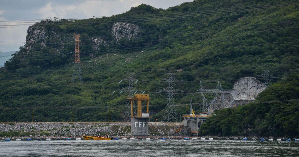 La CFE dará a sus plantas hidroeléctricas el presupuesto más alto en 10 años