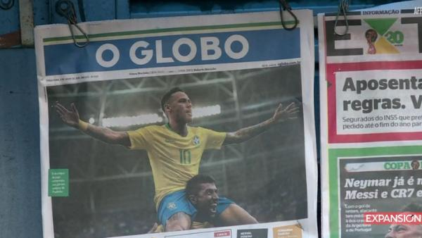 -AFP- Futbol, polémica y drama, Neymar