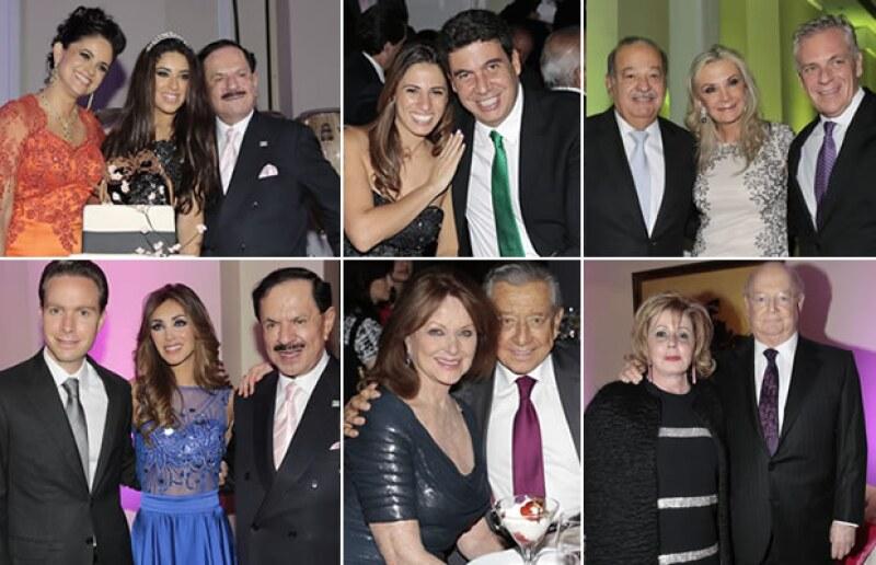 Fiesta de XV de María Teresa Ealy