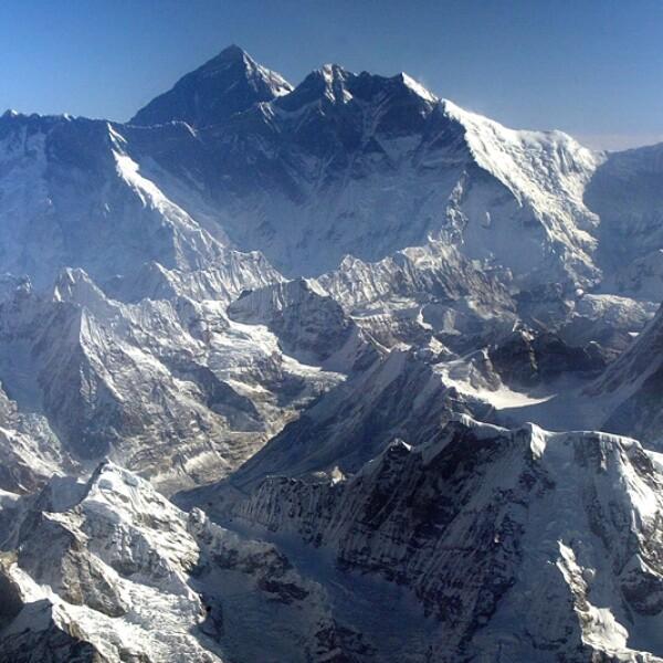 montaña Everest Monte 1