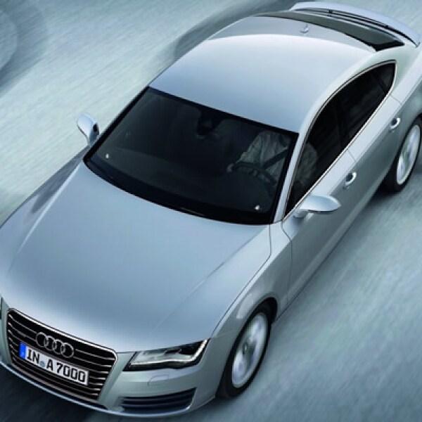 La automotriz alemana confirmó el lanzamiento de su nuevo modelo A7 Sportsback en territorio nacional, a partir del segundo semestre de 2011.