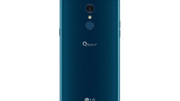 LG Q Stylus α.