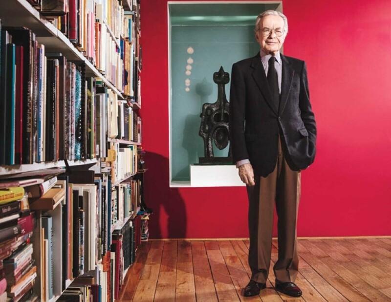 Pionero de los medios electrónicos en México, Zabludovsky marcó agenda tras 70 años de carrera, por eso fue #Quién50 en 2014. Heriberto Murrieta habla de él.