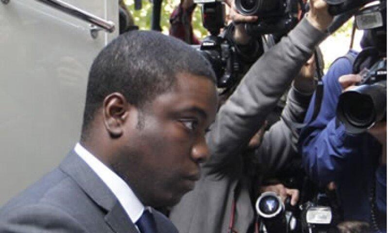 Adoboli fue arrestado en septiembre de 2011 y su juicio comenzó el lunes.  (Foto: AP)
