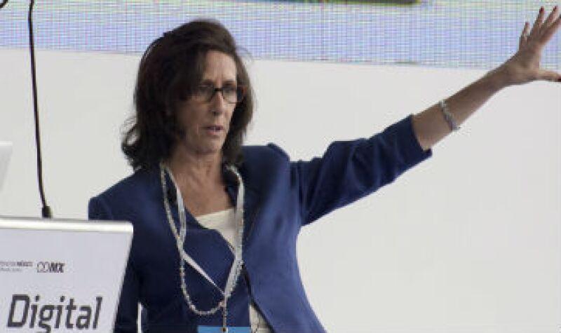 Marie Duggan es fundadora de la organización Tech4Autism (Foto: Gabriela Chávez)