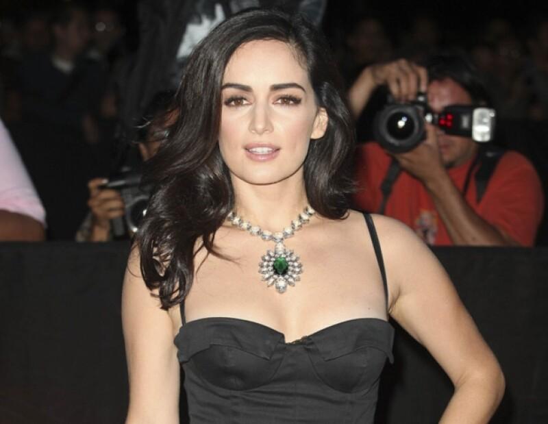 La actriz tiene varios proyectos en puerta.