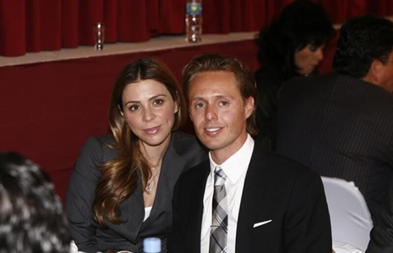 Greta Jacobson y Juan Carlos Peralta
