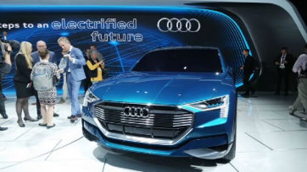 (Foto: Audi contratará 1,200 personas para acelerar el desarrollo de modelos eléctricos. )