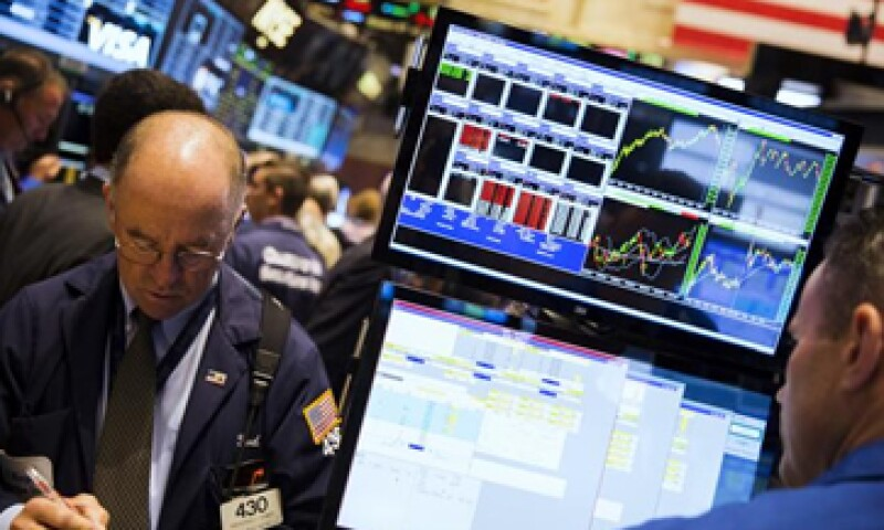 El Dow Jones pierde 0.49% en la Bolsa de Nueva York. (Foto: Reuters )