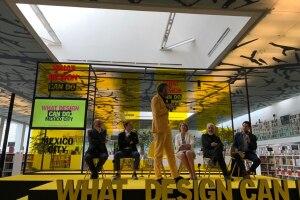 Se dieron a conocer los detalles de What Design Can Do Mexico City. Fuente: Natalia de la Rosa