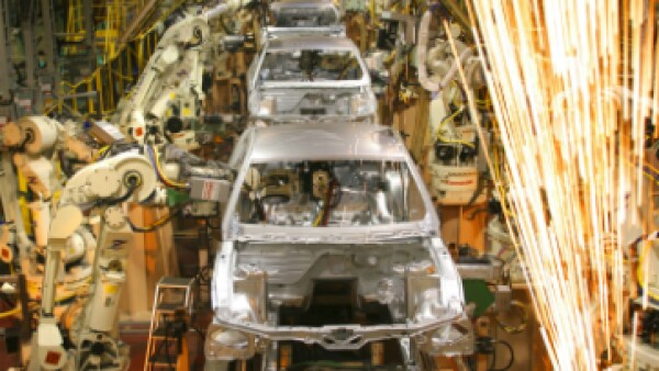 Manufactura automotriz 1