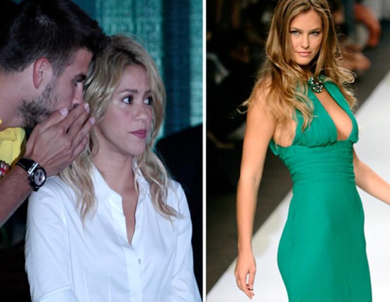 Trascendió en la prensa española que hubo un encuentro entre el futbolista y Bar Refaeli cuando ella acudió por motivos de trabajo a la clausura de la Semana de la Moda en Barcelona.