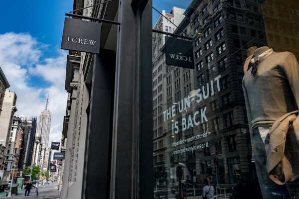 JCrew Reportedly Planning Bankruptcy Filing