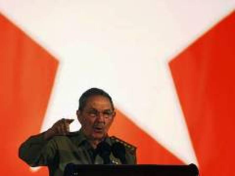 Raúl Castro encabezó los festejos de los 50 años de la revolución cubana. (Foto: Reuters)