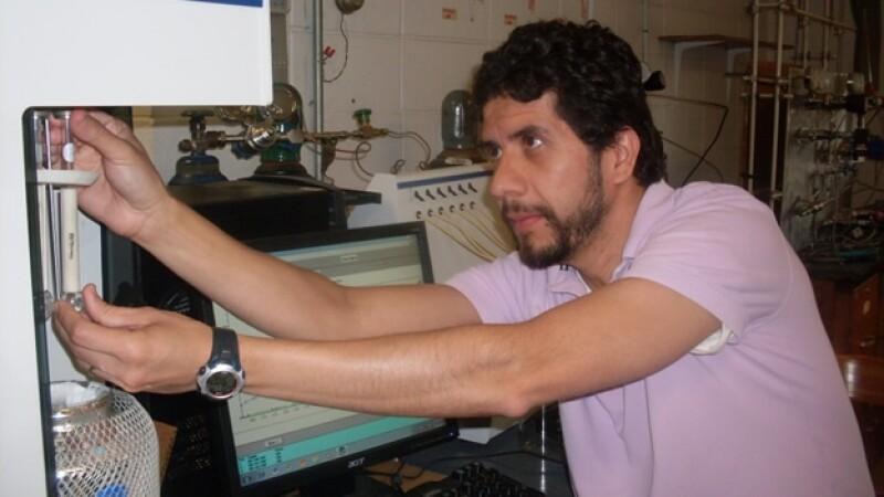 investigador mexicano ganador de premio en estados unidos
