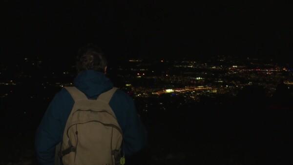 Ginebra apaga las luces por una noche para admirar el cielo