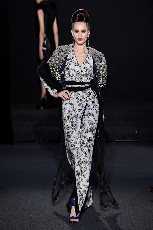 RVDK Ronald Van Der Kemp show, Runway, Spring Summer 2018, Haute Couture Fashion Week, Paris, France - 25 Jan 2018