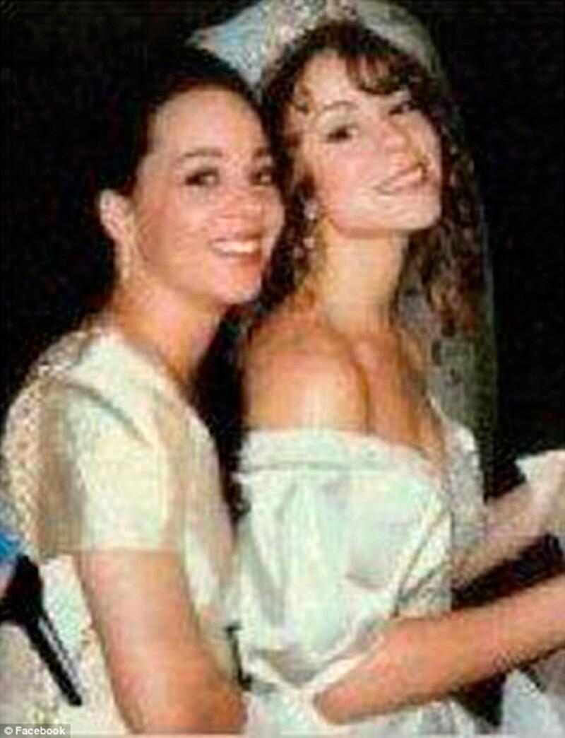 Al parecer las hermanas se distanciaron tras una fuerte discusión ocurrida hace 20 años.
