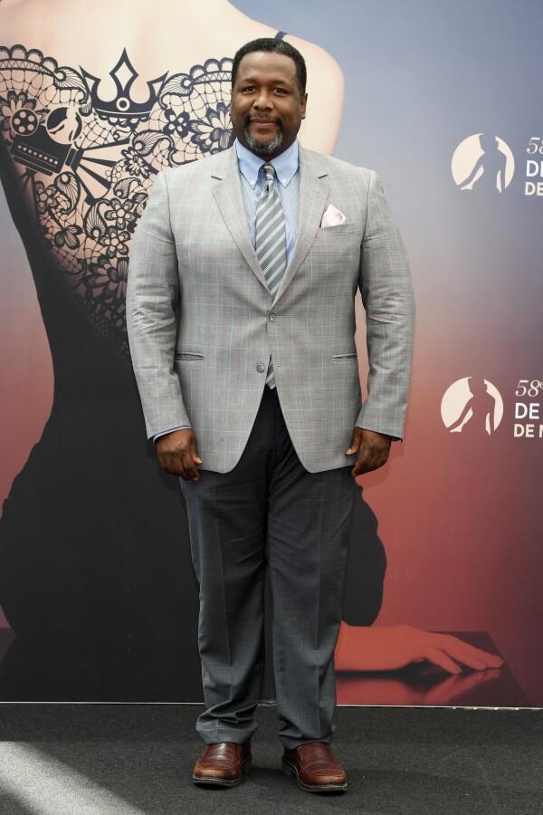 Wendell Pierce , actor Suits