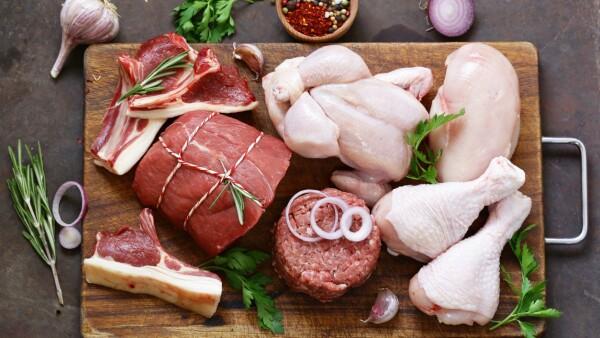 Dieta basada en carne