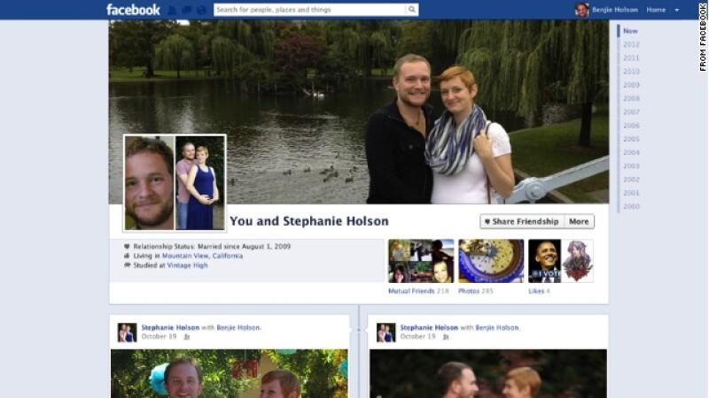 Facebook paginas parejas