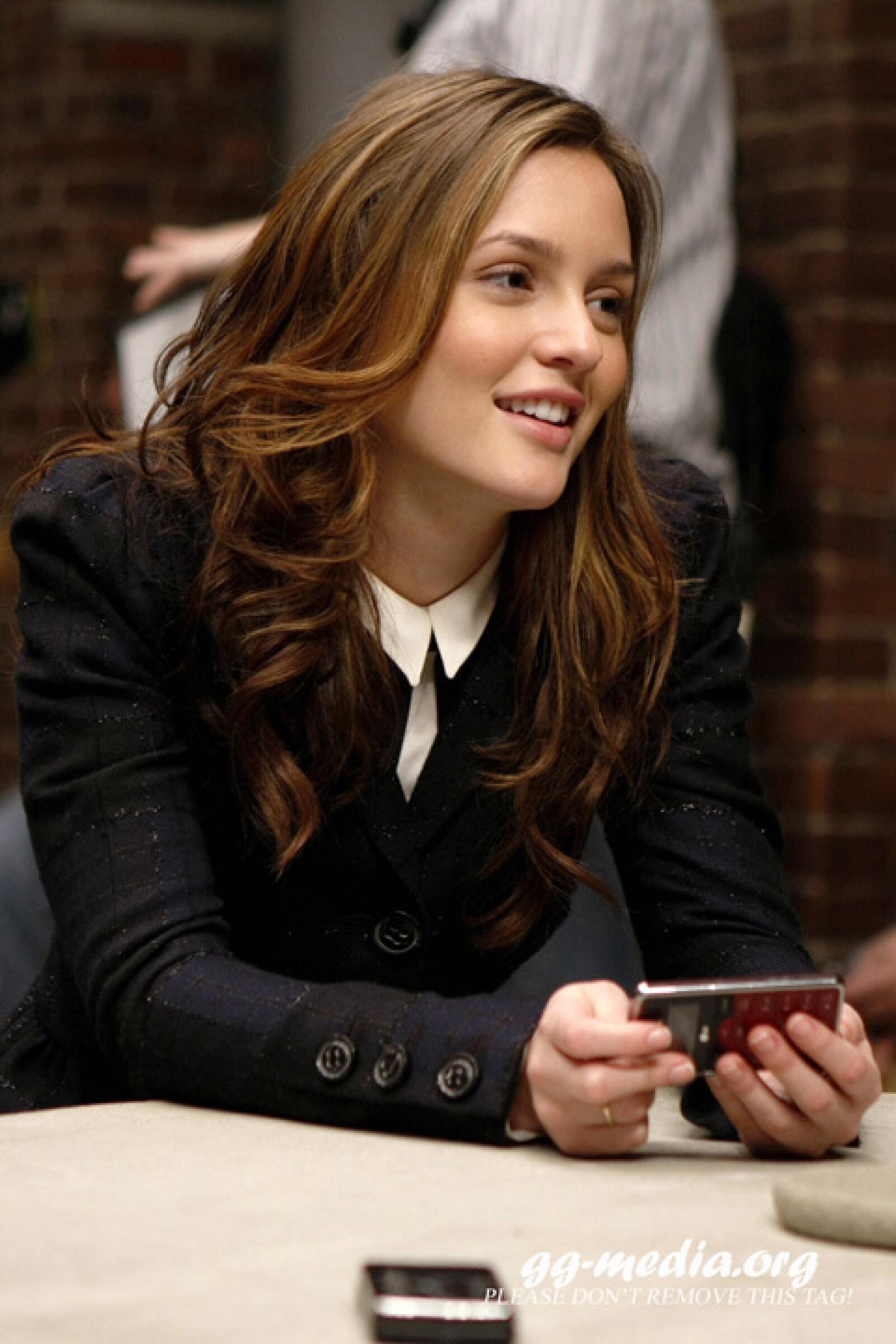Y cómo olvidar a Blair Waldorf de Gossip Girl, interpretada por Leighton Meester quien hace la vida imposible a todo el que se lo permita en la trama de esta serie.