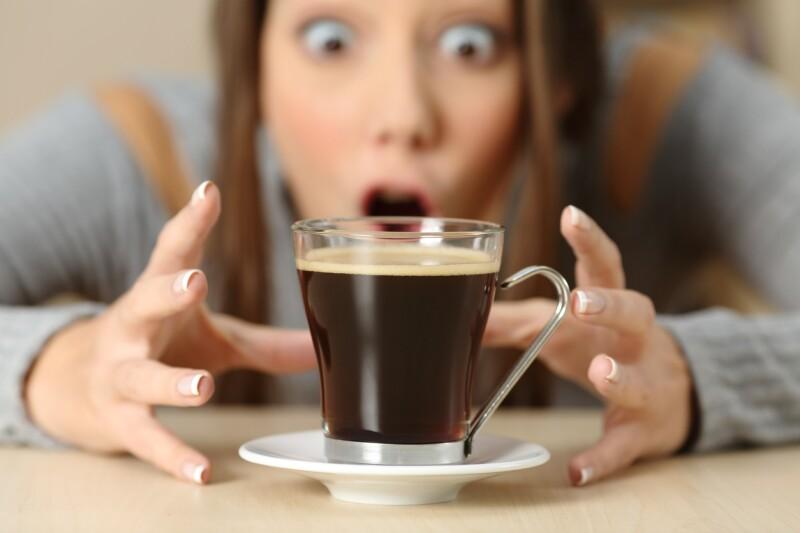 Resultado de imagen para evitar la cafeina