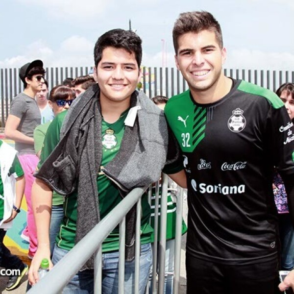 Rodrigo Hernández y Julio González