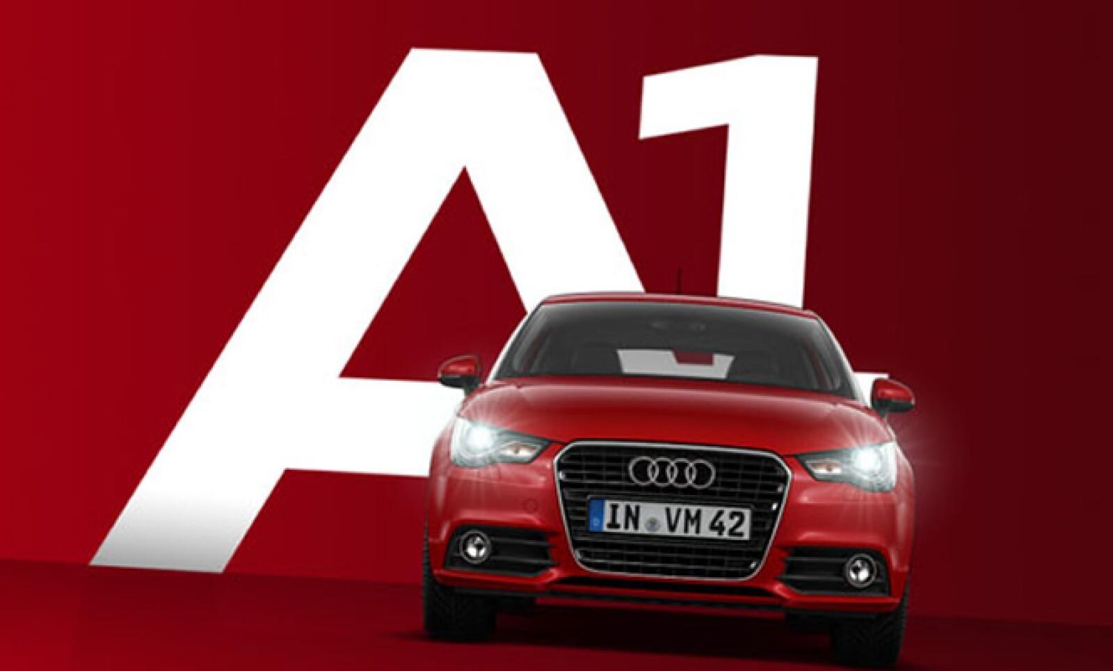 Otro Audi, el A1, fue el quinto más vendido, con 1,824.