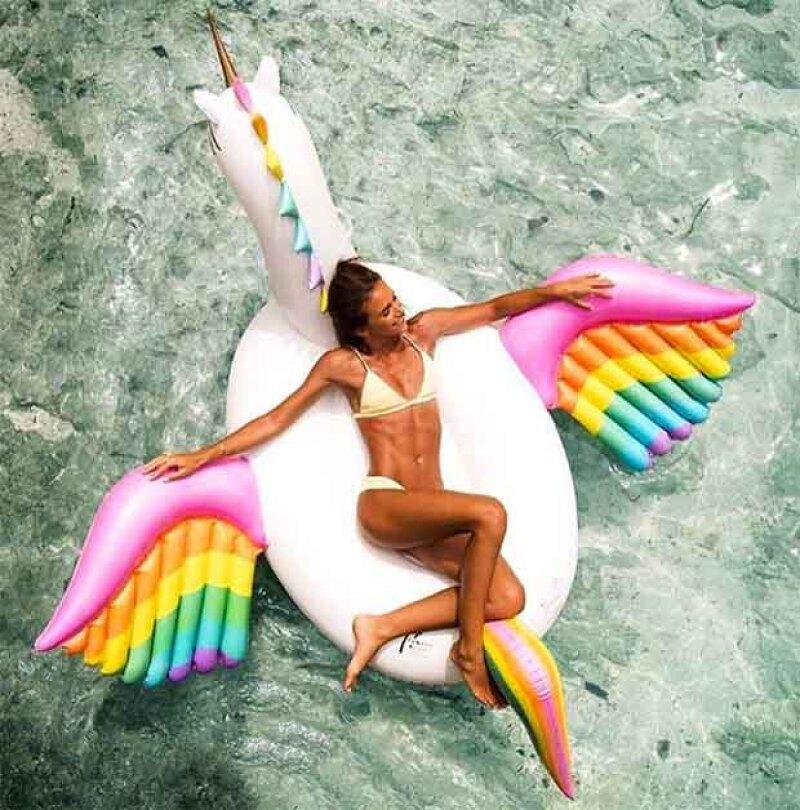 Estos flotadores se han vuelto muy famosos por sus diferentes diseños, muchas celebridades se han vuelto fanáticos. ¿Por qué?